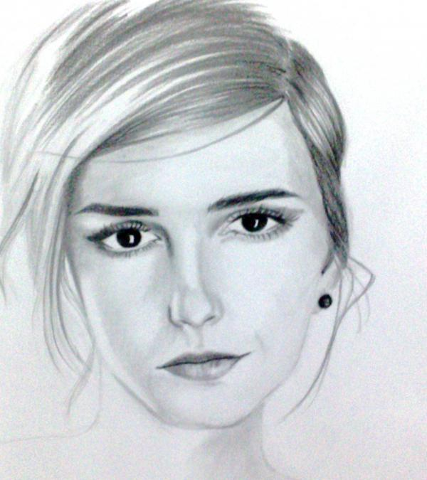 Emma Watson by Ciela
